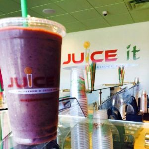 Juice It Smoothie